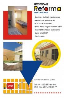 cuartos independientes en Puebla (Heroica Puebla), Puebla