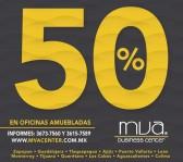 50% de descuento en nuestras oficinas amuebladas!! en Guadalajara, Jalisco