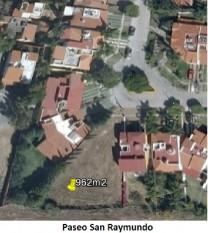 Venta Terreno Valle  Real de 962 M2. Magnífico en Zapopan, Jalisco