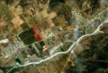 16.464 hectáreas planas con luz y pozo de agua en venta en la zona vinícola de Mexico, Valle Guadalupe en Baja California en Ensenada, Baja California