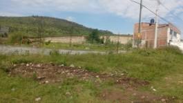 TRES HECTAREAS EN VENTA SALIDA  A MIL CUMBRES BORD en Morelia, Michoacán de Ocampo
