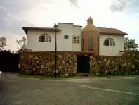 Residencia estilo mexicano en Sumiya, Cuernavaca en Jiutepec, Morelos
