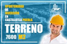 ★ 7613 M2 de Grande$ Posibilidade$ ★ en Puebla (Heroica Puebla), Puebla