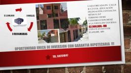 Remate Hipotecario, Casa en la colonia Educacion en Coyoacan, Distrito Federal