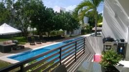 Oportunidad rento casa playacar 3 Recamaras,4/2 ba en Playa del Carmen, Quintana Roo