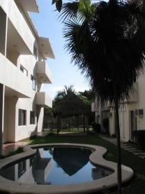Departamento renovado en Playa del Carmen, Quintana Roo