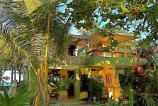 Preciosa Villa Frente al Mar en Sian Ka'an en Tulum, Quintana Roo