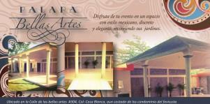 Renta de Palapa para eventos sociales en centro, Tabasco