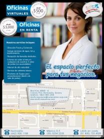 Oficinas virtuales en Hermosillo en Hermosillo, Sonora
