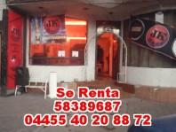 Rento local Comercial en Ecatepec de Morelos, México