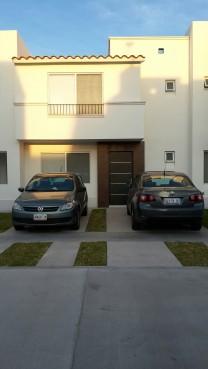 Se renta casa nueva en bonito fraccionamiento. en Celaya, Guanajuato