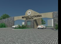 Venta de Lotes en Residencial Britania La Calera en San Andrés Cholula, Puebla