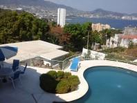 Amplia y comoda casa en renta Acapulco con alberca en Acapulco de Juárez, Guerrero