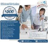 Oficinas Virtuales a partir de $500 mxn. en Hermosillo, Sonora