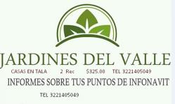 jardines del valle tala en Tala, Jalisco
