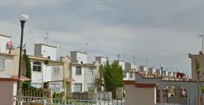 Casa en Fraccionamiento las Américas,65.8 m2 en Ecatepec de Morelos, Mexico