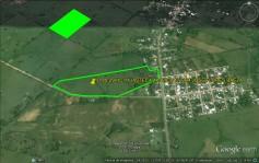 TERRENO 10-80-29 HAS DE VILLAHERMOSA-TEAPA KM.25 en VILLAHERMOSA, TABASCO, Tabasco