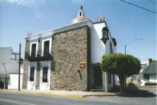 Casa colonial en por Los Fuertes en Puebla, Puebla