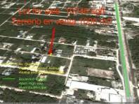 -Terreno para casa muy bien ubicado en Benito Juarez, Quintana Roo