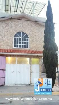 Se vende casa con ampliaciones en Real Costitlán 1 en San Vicente Chicoloapan de Juárez, México