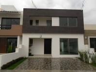 casa nueva en fracc. privado acabados de lujo. en Morelia, Michoacán de Ocampo