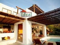 Villa Amenidades de Hotel vista increible al Mar en Bahias de Huatulco, Oaxaca