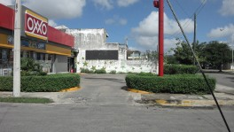 rento espacio publicitario en muro en Merida, Yucatan