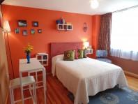 Suites tipo estudio con excelente iluminación. en Ciudad de México, Distrito Federal