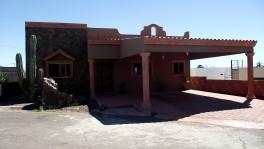 BONITA  CASA NUEVA en SAN CARLOS NUEVO GUAYMAS, SONORA. MEX., Sonora