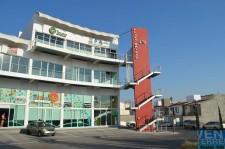 Local en plaza comercial situado en esquina en Queretaro, Queretaro