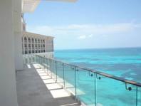 **Frente al mar, Punta Cancún en Benito Juarez, Quintana Roo