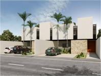 Amplias y modernas casas en Santa Rita Cholul en Merida, Yucatan