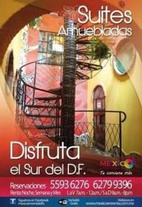 Departamento económico cerca de Insurgentes Sur. en Ciudad de México, Distrito Federal