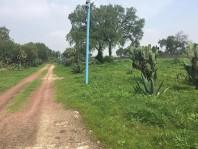 Terreno en Venta en Zumpango en Zumpango, México