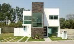 Hermosa casa con jardín en $1,450,000 en Puebla, Puebla