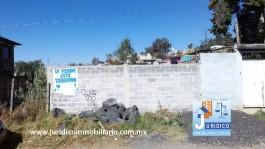SE VENDE BONITO TERRENO EN SAN MARTÍN CUAUTLALPAN en Chalco de Díaz Covarrubias, México