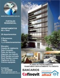 DEPARTAMENTO 2 RECAMARAS 1 O 2 CAJONES en Benito Juarez, Distrito Federal