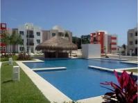 DEPARTAMENTO CON ALBERCA EN PLAYA DEL CARMEN en Playa del Carmen, Quintana Roo