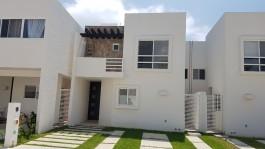 CASA 3 HAB. SIN MUEBLES PLAYA DEL CARMEN en Playa del Carmen, Quintana Roo