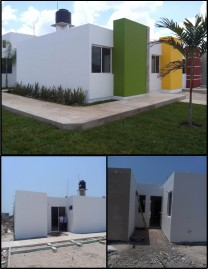 Se vende casa de 2 recamaras en ciudad Caucel en Mérida, Yucatán