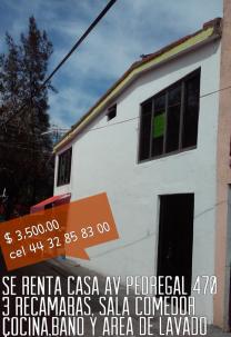 se renra casa en morelia mich en Morelia, Michoacán de Ocampo