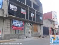 SE VENDE EDIFICIO A UNA CUADRA DE LA COMERCIAL en Chalco de Díaz Covarrubias, México