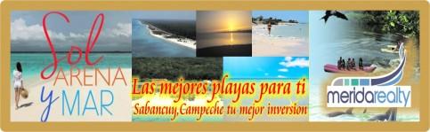Vendo los dos ultimos terrenos de playa virgen en Sabancuy, Campeche