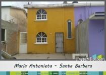 Casa 2 recámaras fracc. María Antonieta en Mazatlan, Sinaloa