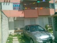 Casa ideal para recien casados en Chalco de Díaz Covarrubias, México