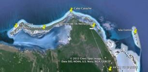 56 hectareas de OPORTUNIDAD en el CARIBE MEXICANO en isla mujeres, Quintana Roo