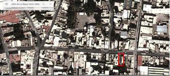 Venta Terreno Zona Centro Matehuala SLP en Matehuala, San Luis Potosí