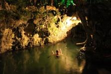 Gran Villa  con Cenote Privado. en Benito Juárez, Quintana Roo