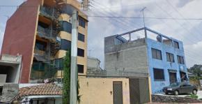 Invierte en Col. Cruz del Farol, edificio 1363 m2 en Ciudad de México, Distrito Federal