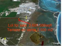 ~Terreno súper ubicado en Benito Juarez, Quintana Roo